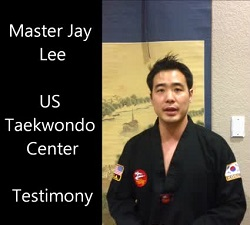 Jay Lee US Fighting System Testimony